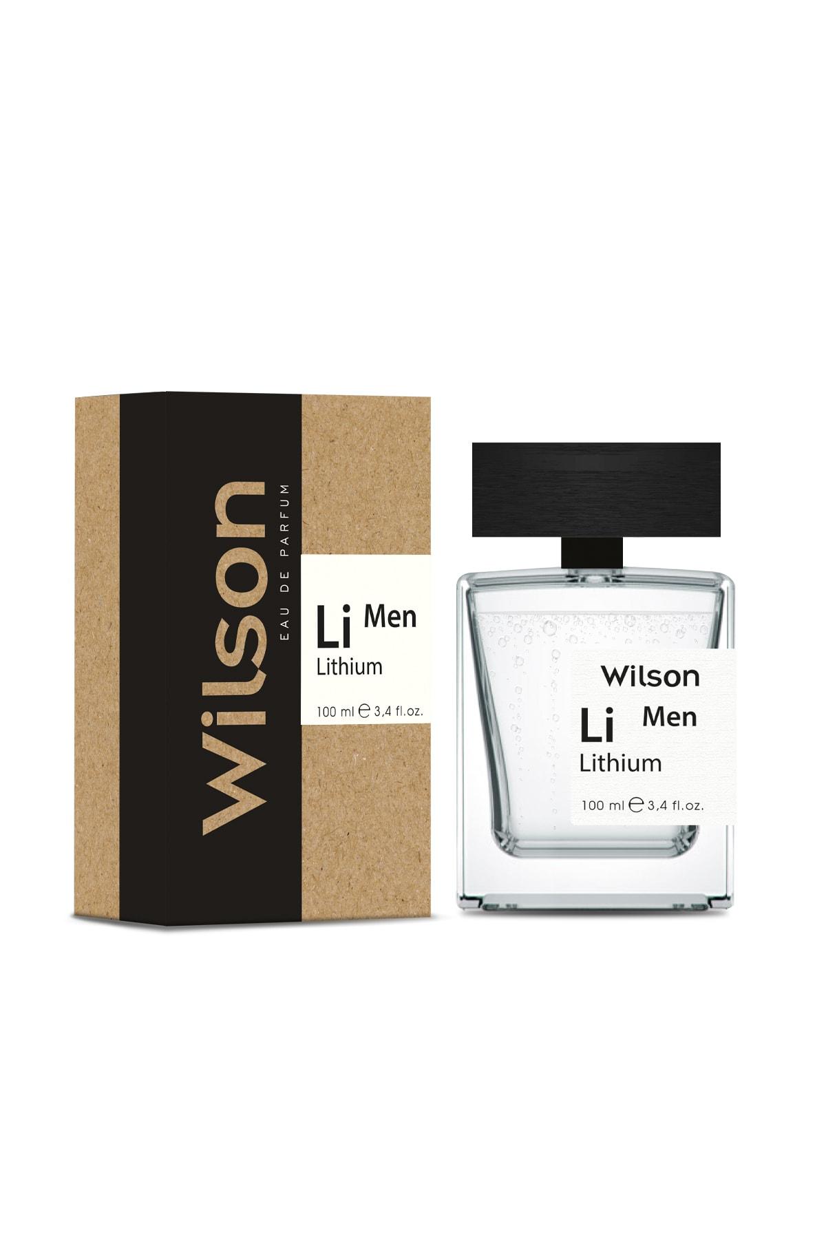 Wilson Lithium Edt Erkek Parfüm 100 Ml 1