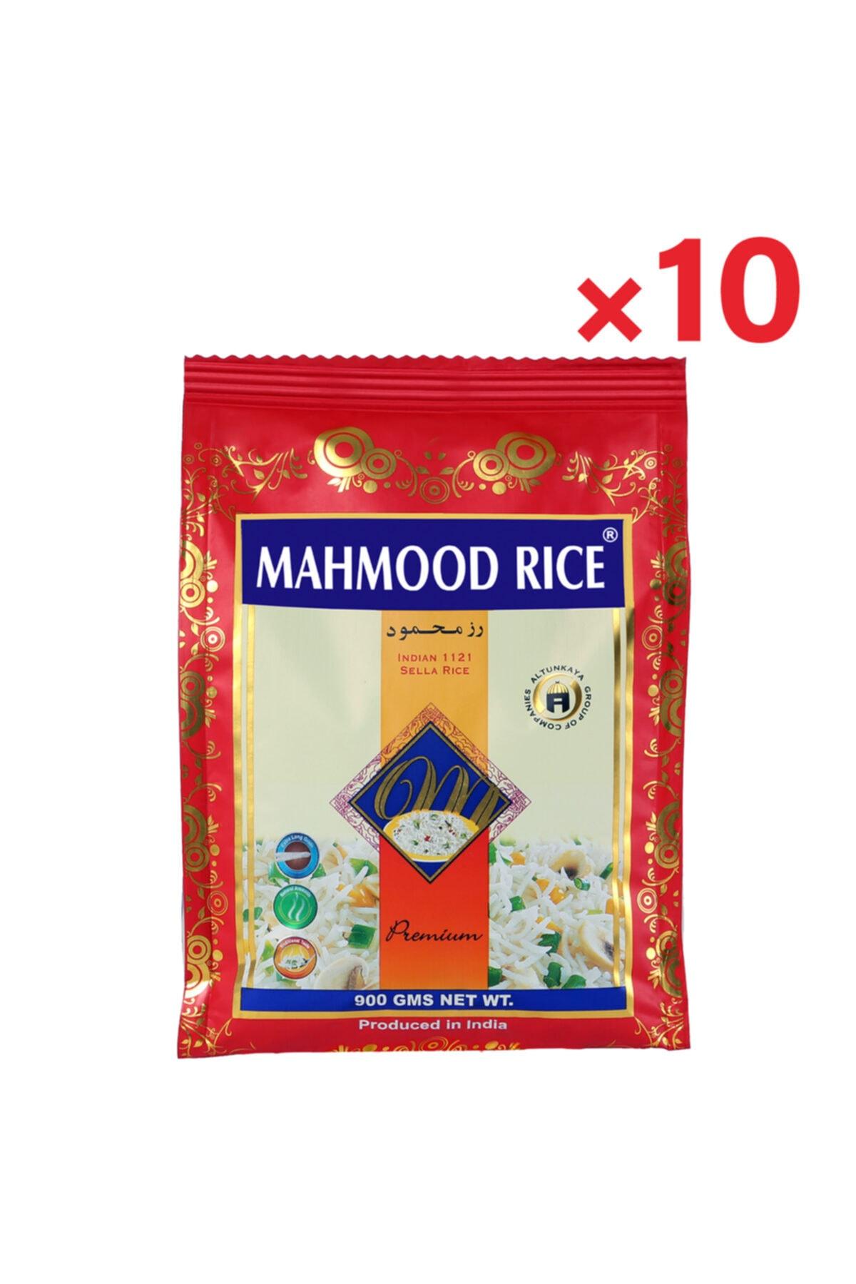 Mahmood Rıce Mahmood Rice Basmati Pirinç 900 Gr X 10 Adet 1