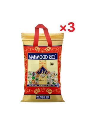 Mahmood Rıce Mahmood Rice Basmati Pirinç 4,5 Kg X 3 Adet