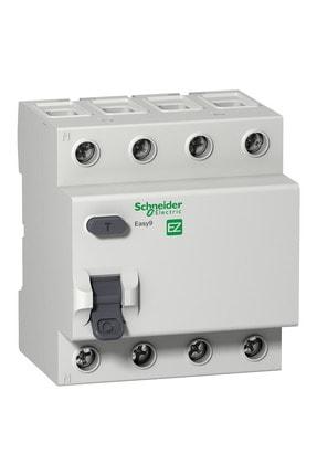 Schneider Electric Easy9 4 Faz 63a 30 Ma Kaçak Akım Koruma Ez9r33463