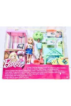 Barbie Pembe Chelsea Bahçede Oyun Seti