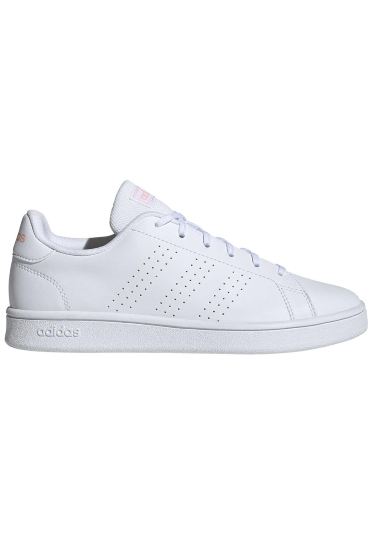 adidas ADVANTAGE BASE Beyaz Kadın Sneaker Ayakkabı 100481838 1