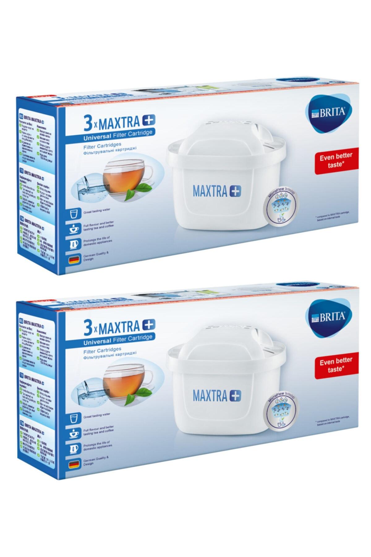 BRITA Maxtra Plus Altılı Su Arıtma Filtresi 1