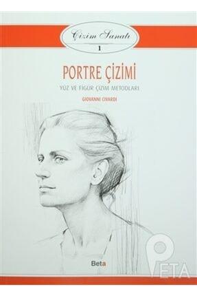 Beta Yayınları Portre Çizimi - Çizim Sanatı 1