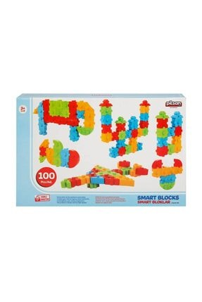 PİLSAN Smart Bloklar 100 Parça