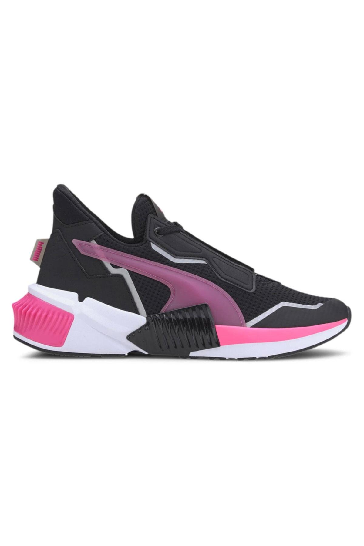 Puma Kadın Siyah Provoke Xt  Antrenman Ayakkabısı 19378402 1