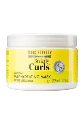 MARC ANTHONY Curls Nemlendirici Ve Besleyici Saç Maskesi
