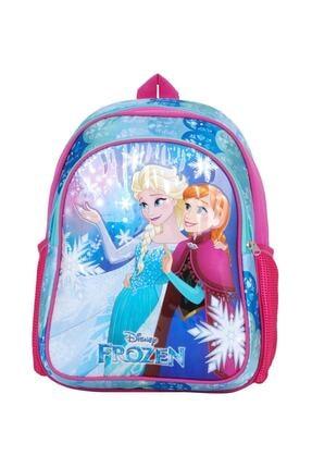 Frozen Kız Çocuk Pembe Elsa Işıltılı Ilkokul Sırt Çantası 96439