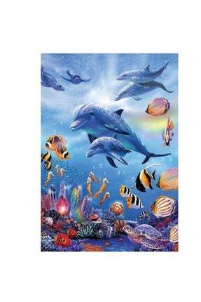 Anatolian Puzzle Denizaltı Krallığı 260 Parça Puzzle