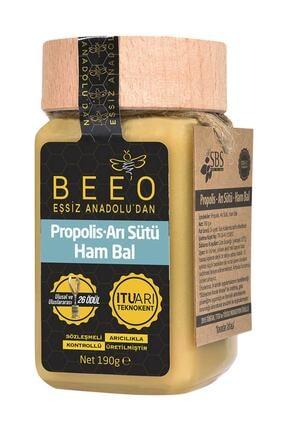 BEE'O Propolis Arı Sütü Ham Bal Karışımı 190 gr