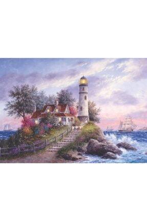 KESKİN COLOR K.color 34*49 500 Lü Yapboz Deniz Feneri