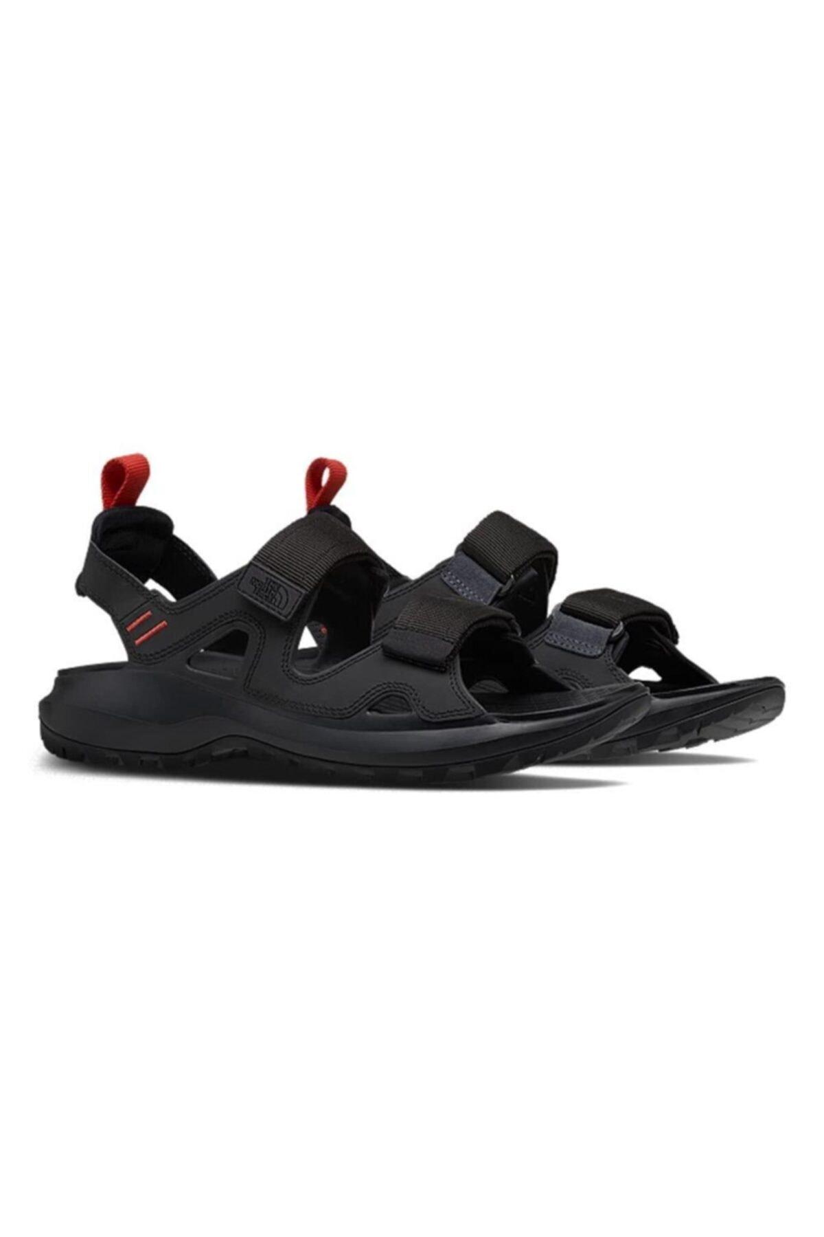 THE NORTH FACE Erkek Siyah Hedgehog Sandal III Outdoor Sandalet  T946BHKT0 1