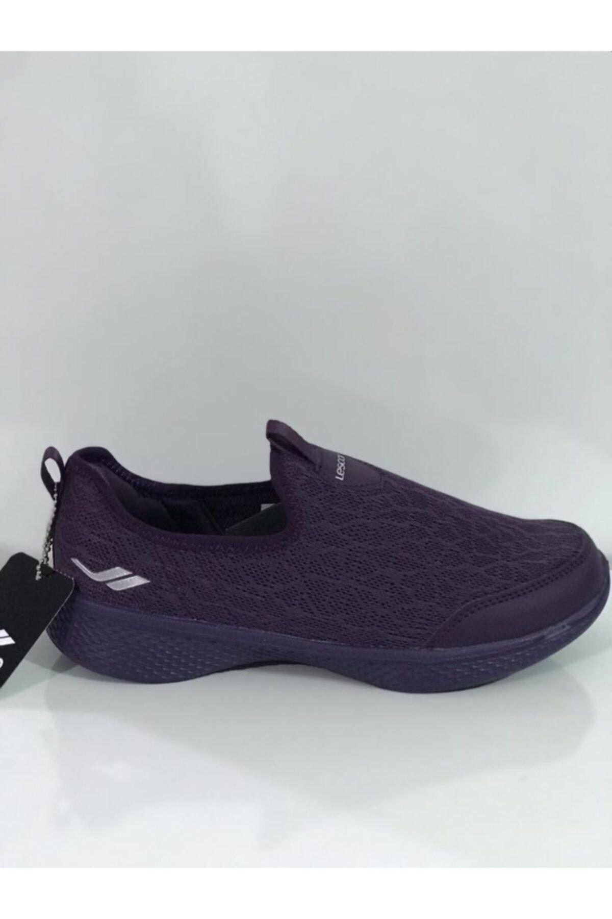 Lescon Kadın Mor Spor Ayakkabı 1