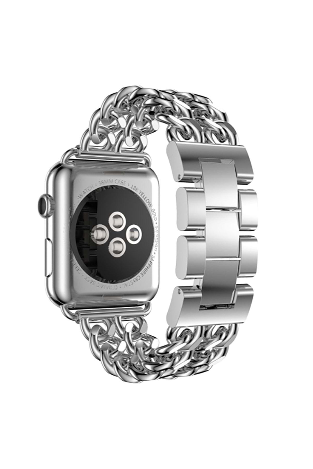 zore ???apple Watch 40mm Cowboy Metal Kordon 1