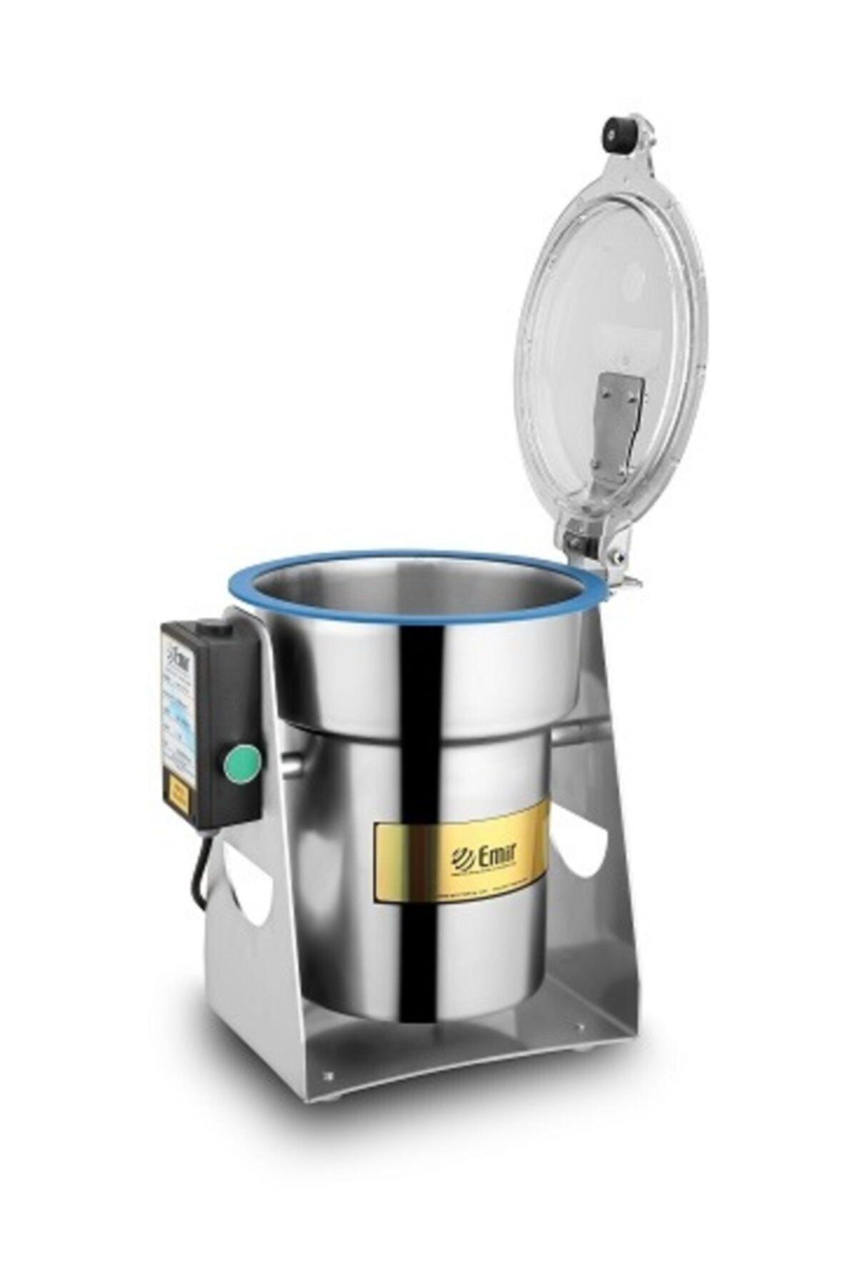 Emir Endüstriyel Mutfak Tarhana Öğütücü Elektrikli Kurugıda Tarhana Çekme Öğütücü Değirmen Makinesi 1500 Gr 28000 Devir 1