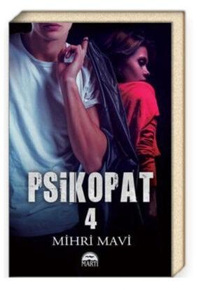 Martı Yayınları Mihri Mavi Psikopat 4 Ciltli