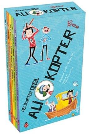 Uğurböceği Yayınları Ali Kopter Seti (5 Kitap Takım)