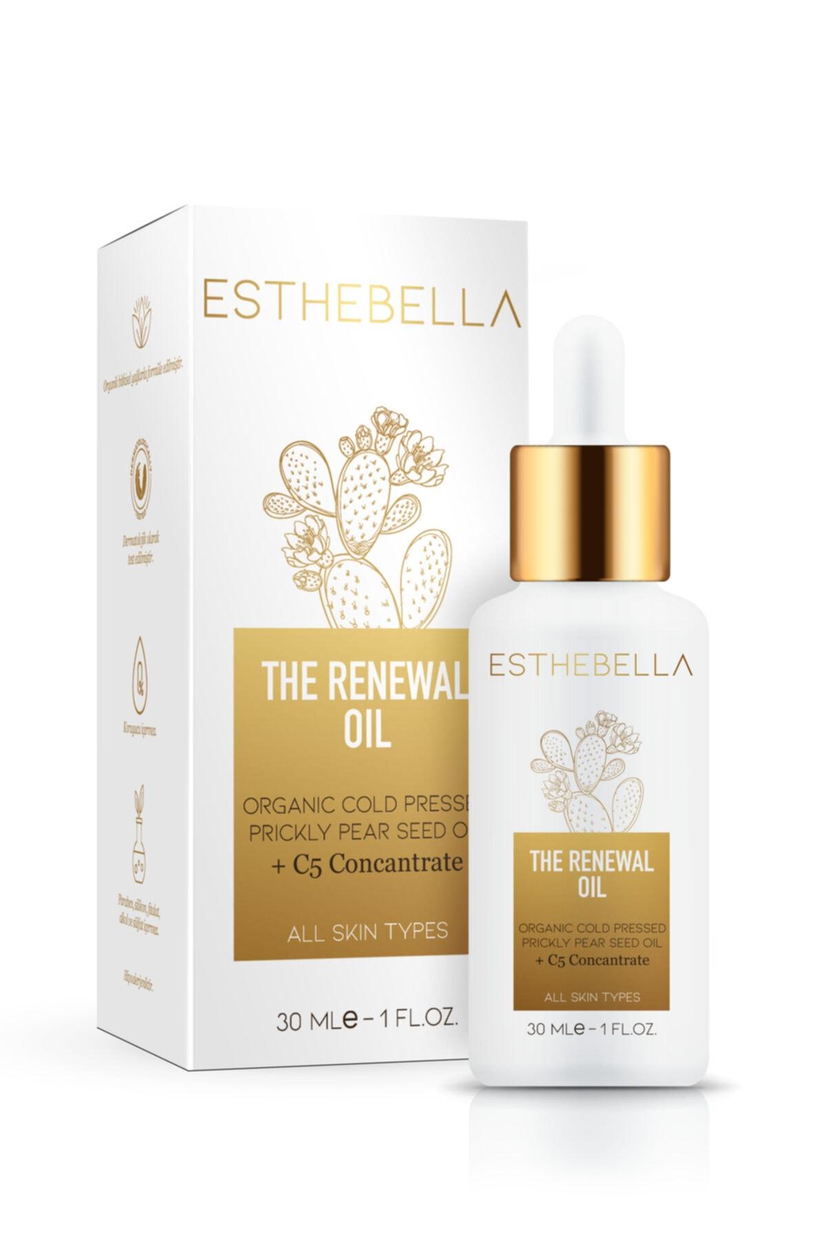 ESTHEBELLA The Renewal Oil 1