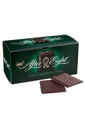 Nestle After Eight Classic Nane Dolgulu Çikolata 200g