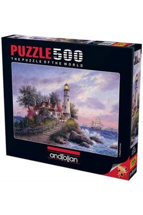 Anatolian Puzzle 500 Parça Kaptanın Koyu