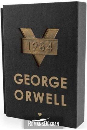 Can Yayınları 1984 Siyah Kutulu Özel Baskı