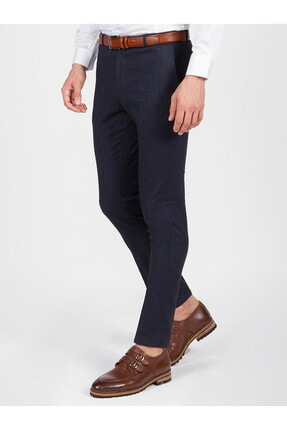 Mcr Erkek indigo Slimfit Pantolon