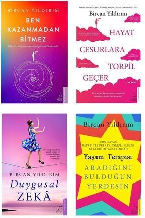 Destek Yayınları Bircan Yıldırım Set 4 Kitap