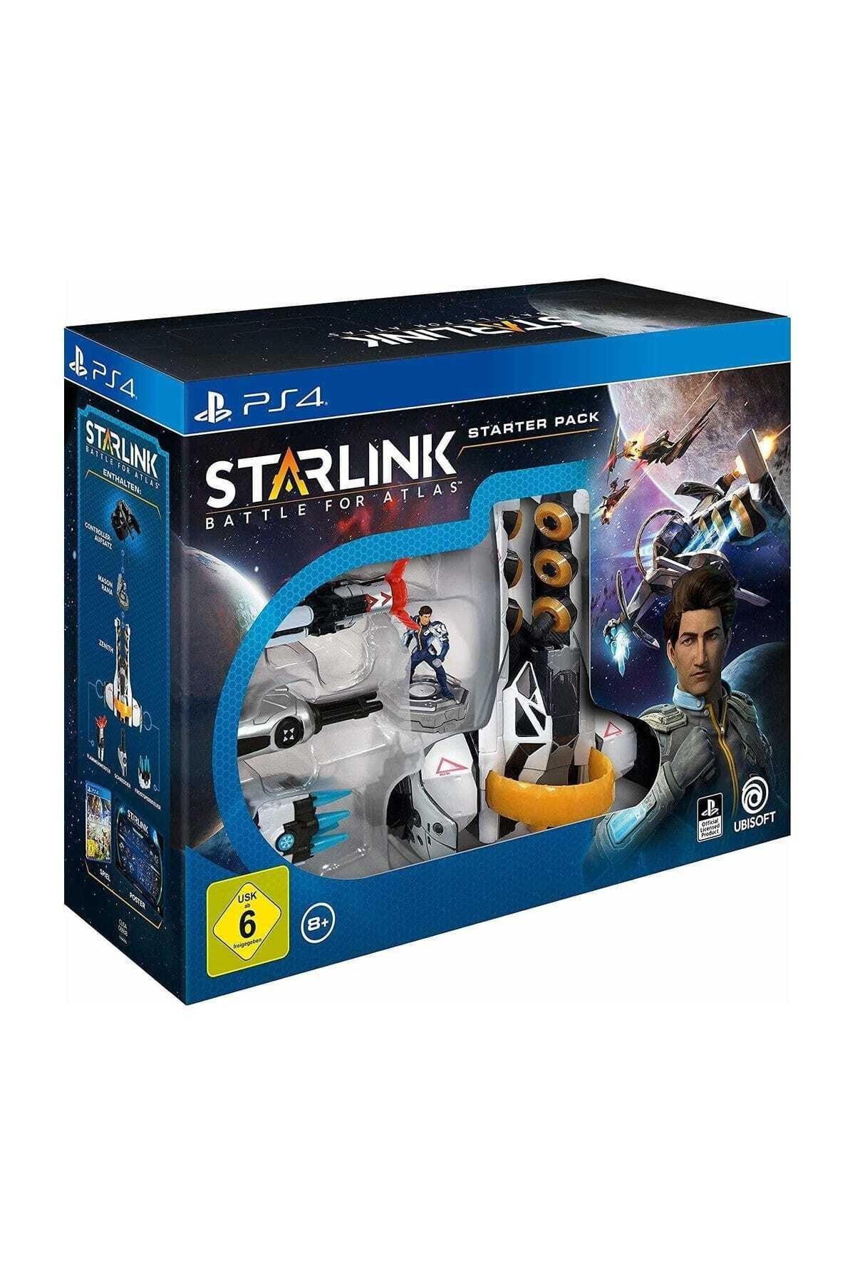 Ubisoft Starlink Battle for Atlas PS4 Oyun 2