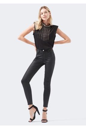 Mavi Kadın Siyah Tess Black Golden Icon Jean Pantolon