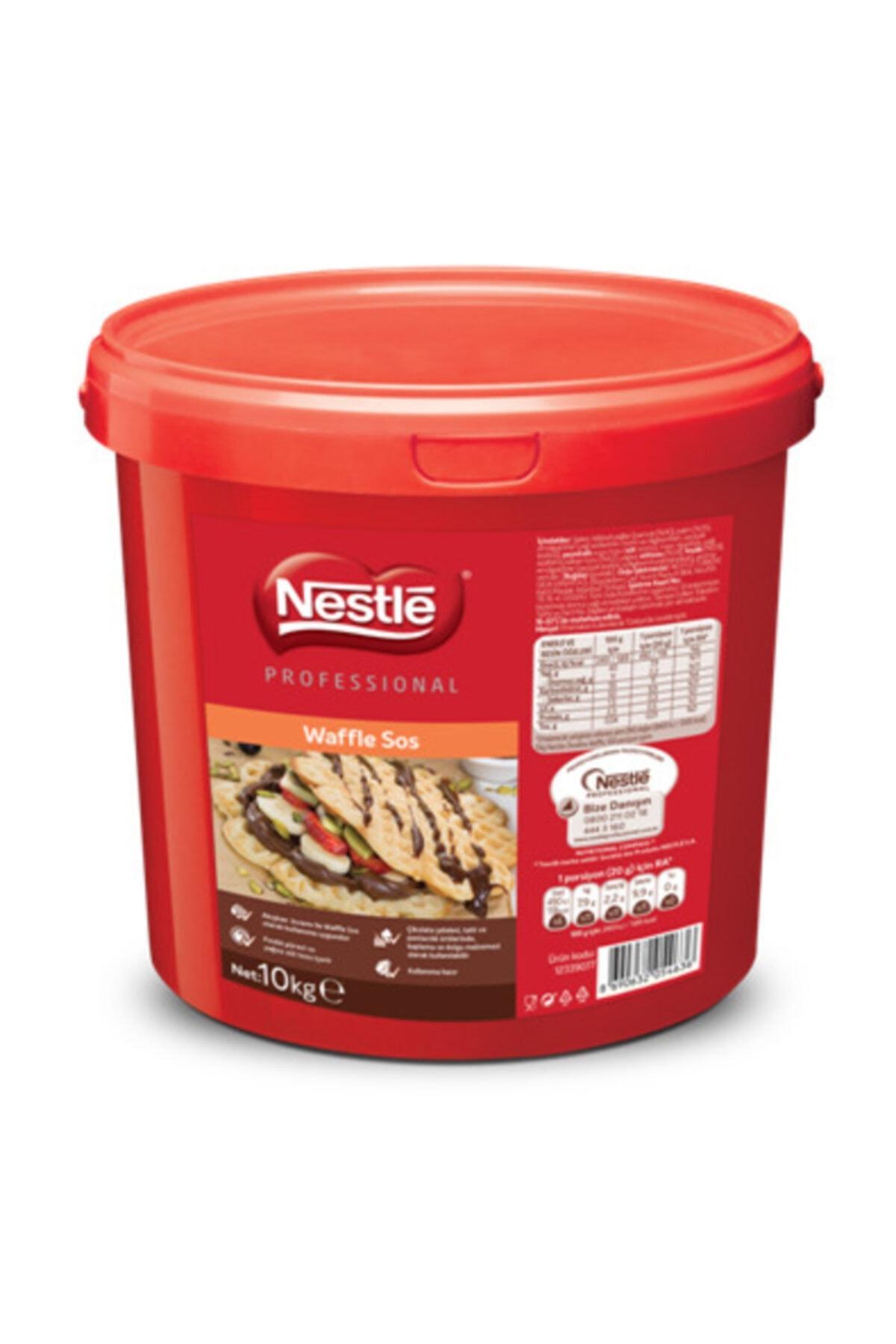 Nestle Docello Kakaolu Fındık Kreması 10 Kg 1
