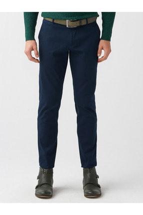 Mcr Erkek Lacivert Slimfit Pamuklu Pantolon
