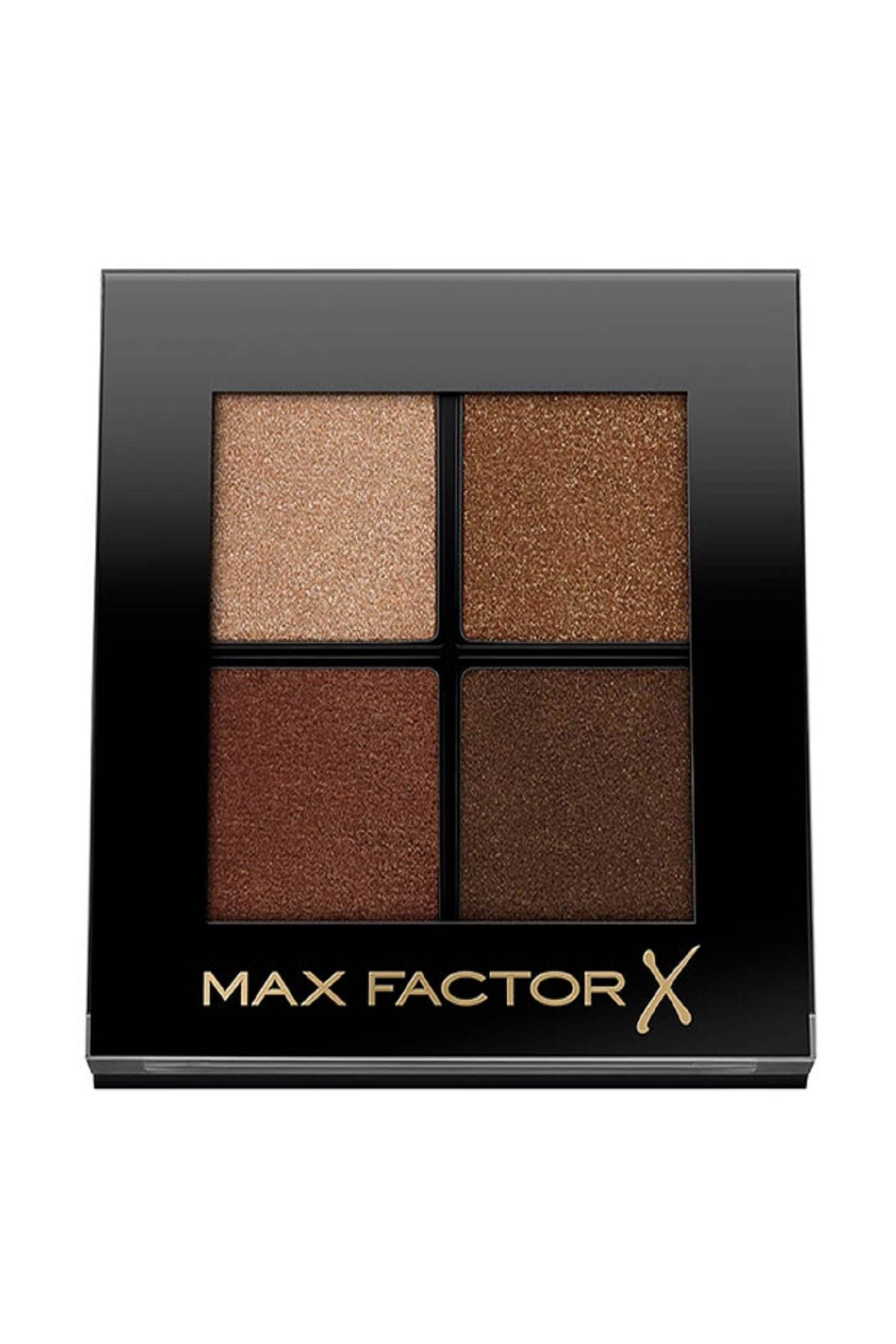 Max Factor Colour X-pert Soft Touch Palette 004 Veiled Bronze 1