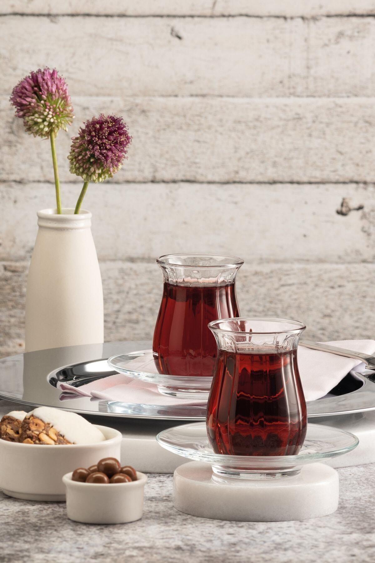 Paşabahçe Çay Seti 12 Parça 1