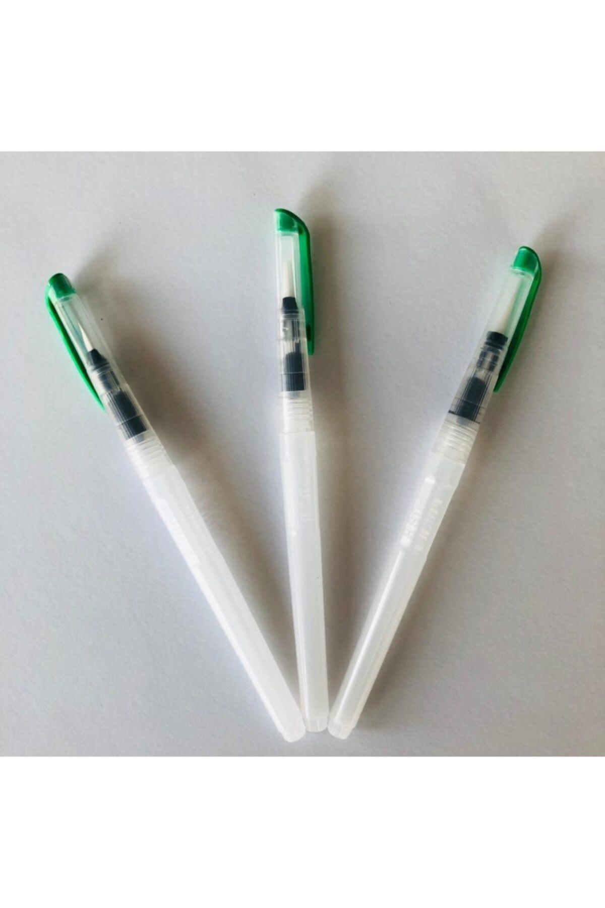 Linea Su Hazneli Fırça 3'lü 20 Cm 1