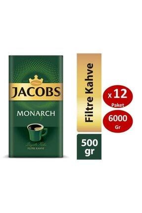 Jacobs Monarch Filtre Kahve 500 Gr X 12li Set