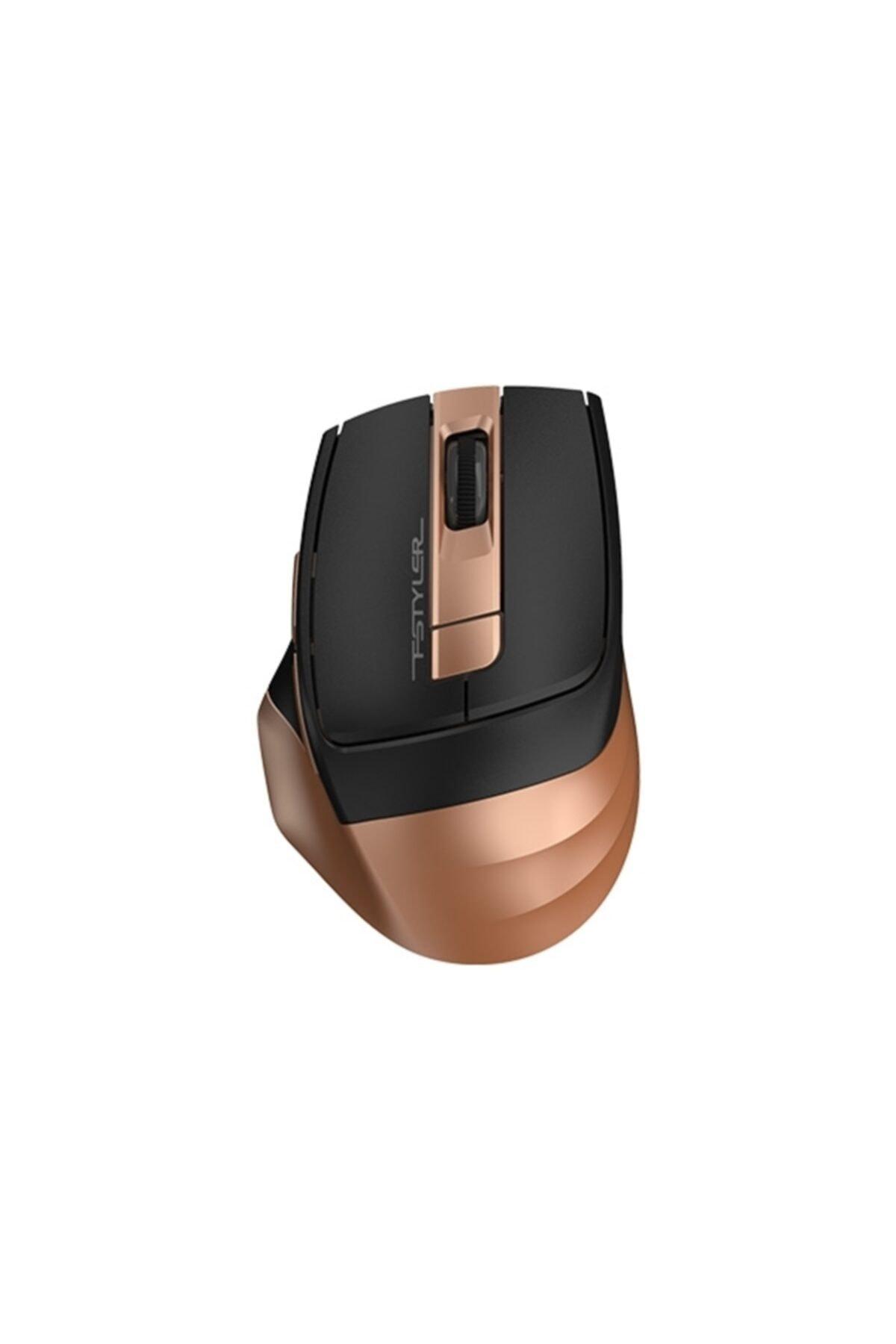 A4 Tech Fg35 Optık Mouse Nano Usb Bronz 2000 Dpı Bronz 1
