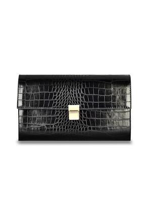 Coquet Accessories Kadın Siyah El Çantası 19g3u13n831