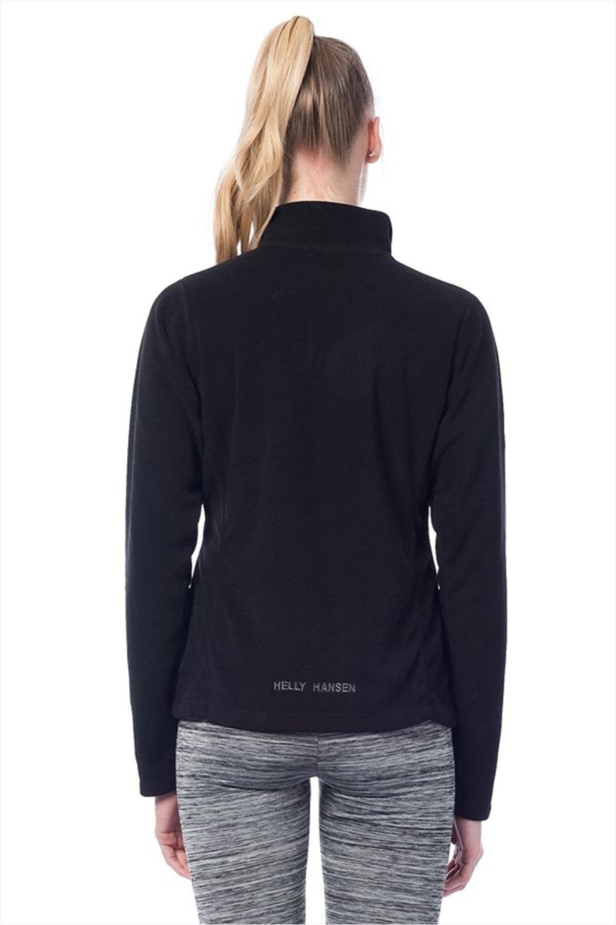 Helly Hansen Kadın Siyah Polar Fleece 990 2