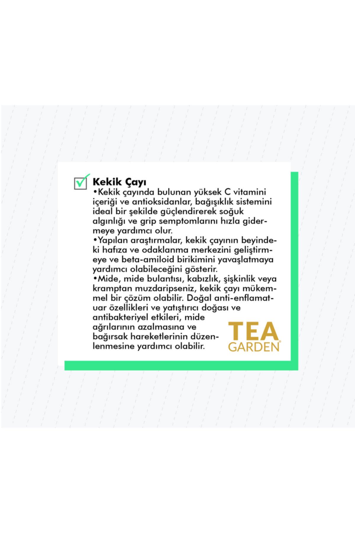TeaGarden Kekik Çayı 42'li Süzen Poşet 2