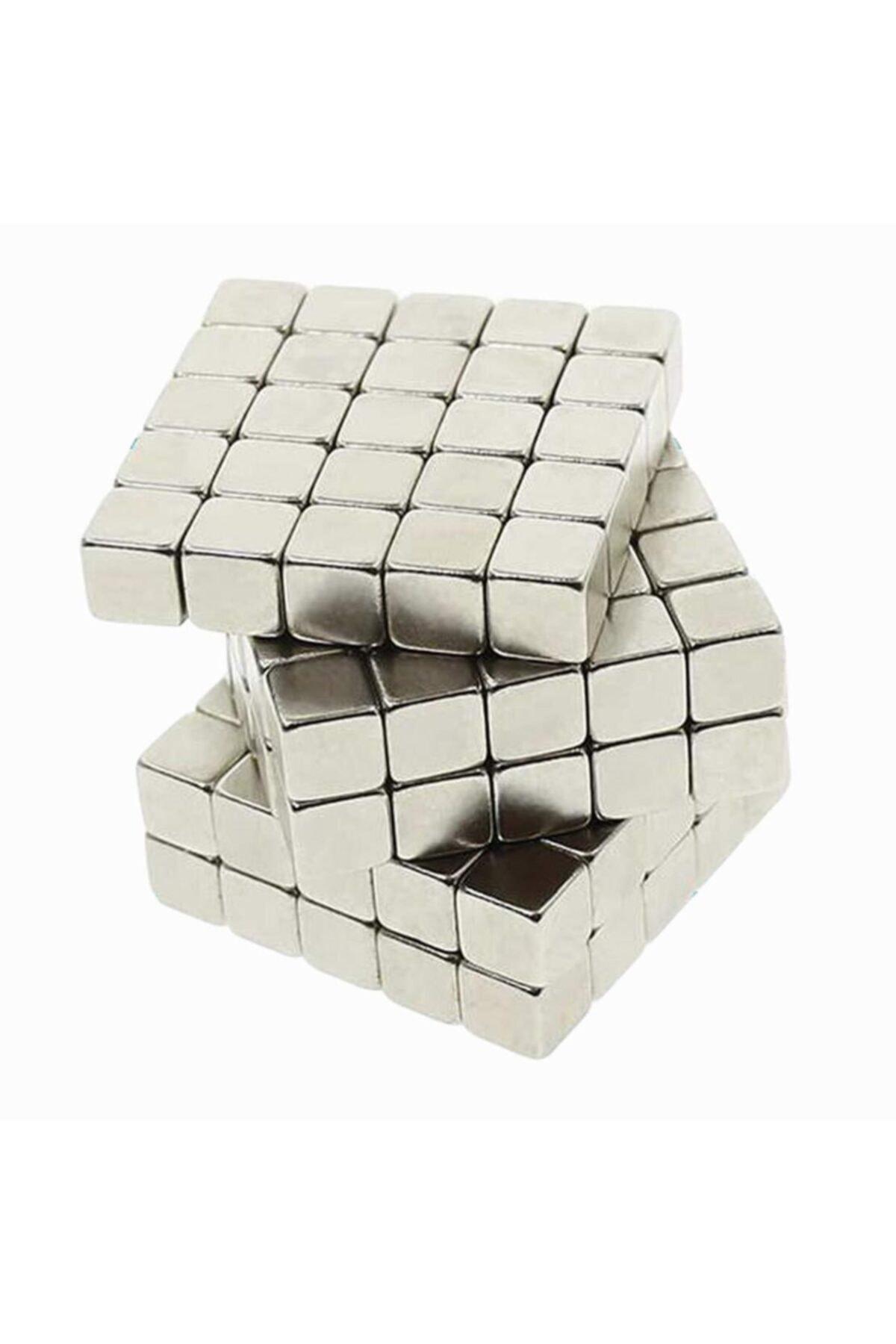 Dünya Magnet 30 Adet 5x5x5 Küp Neodyum Mıknatıs - Güçlü Magnet (30'lu Paket) 2