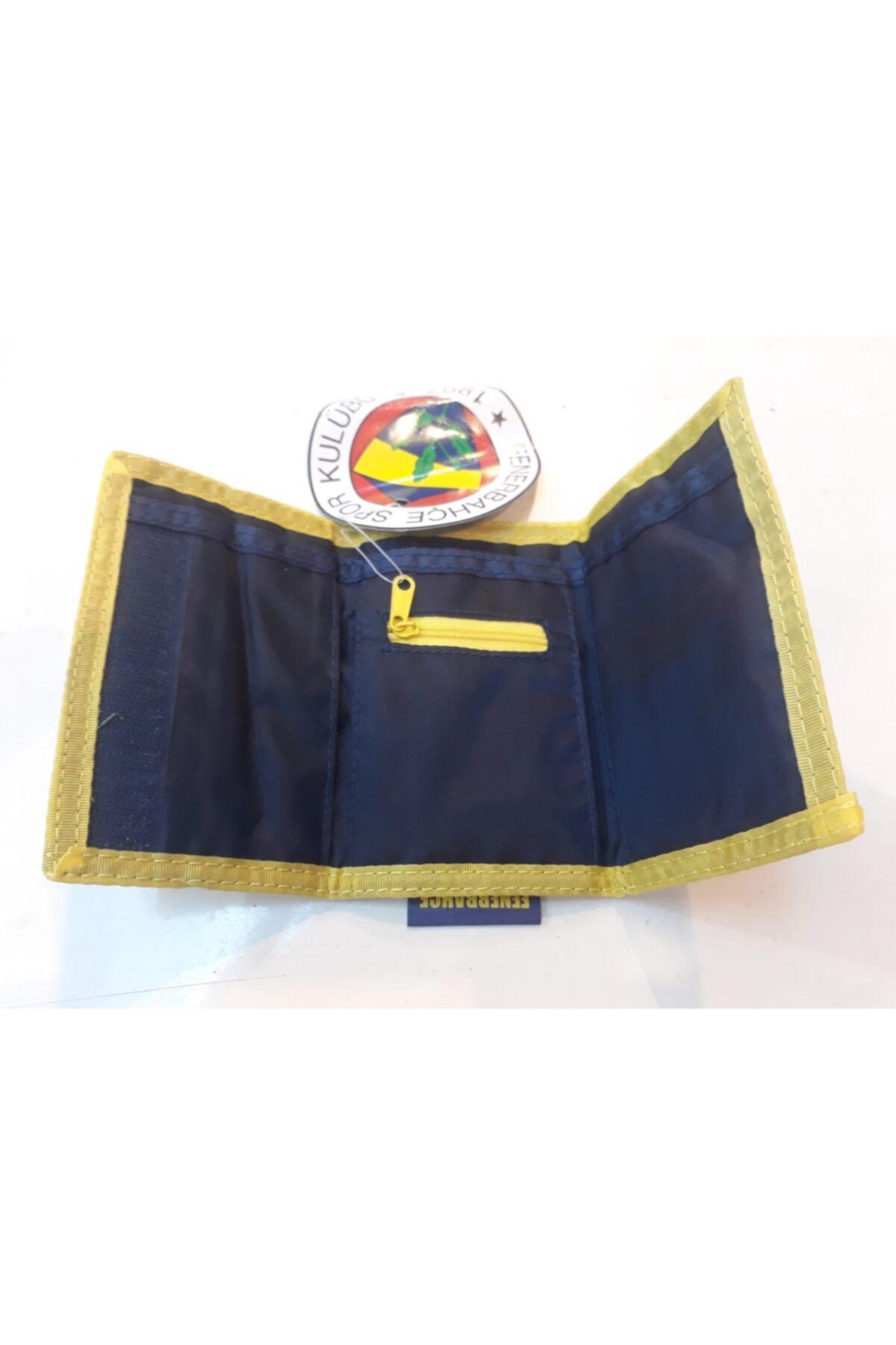 Fenerbahçe Unisex Lacivert Fenerbahçe Taraftar Cüzdanı 5 2