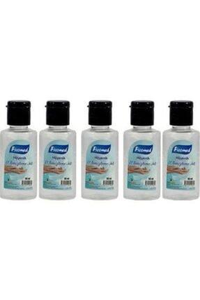 Ficomed Antibakteriyel El Temizleme Jeli 50 Ml - 5'li Paket