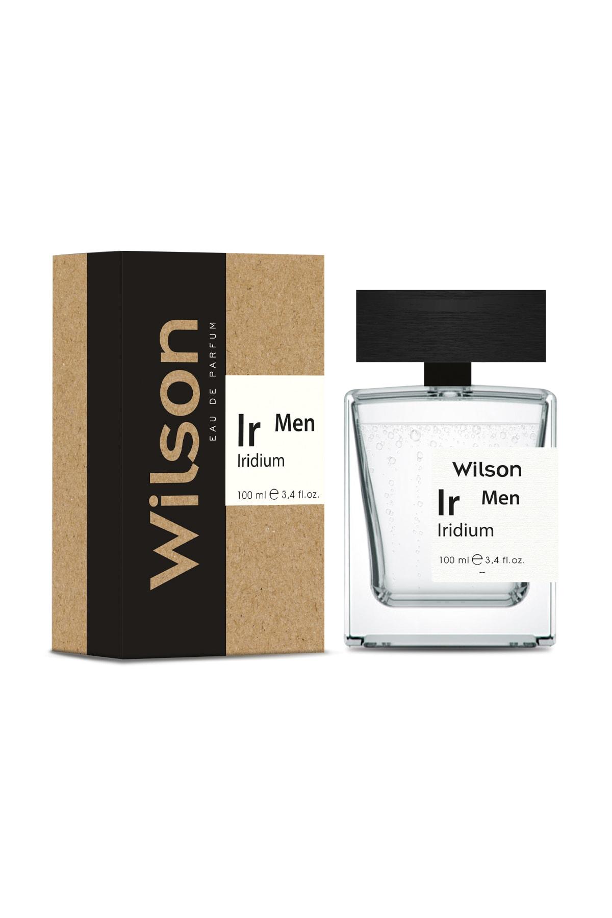 Wilson Iridium Edt 100 ml Erkek Parfüm  8690954161258 1