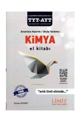 Limit Yayınları Limit Tyt Ayt Kimya El Kitabı