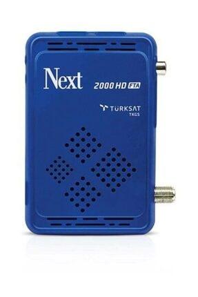 Next Minix 2000 HD FTA Uydu Alıcısı