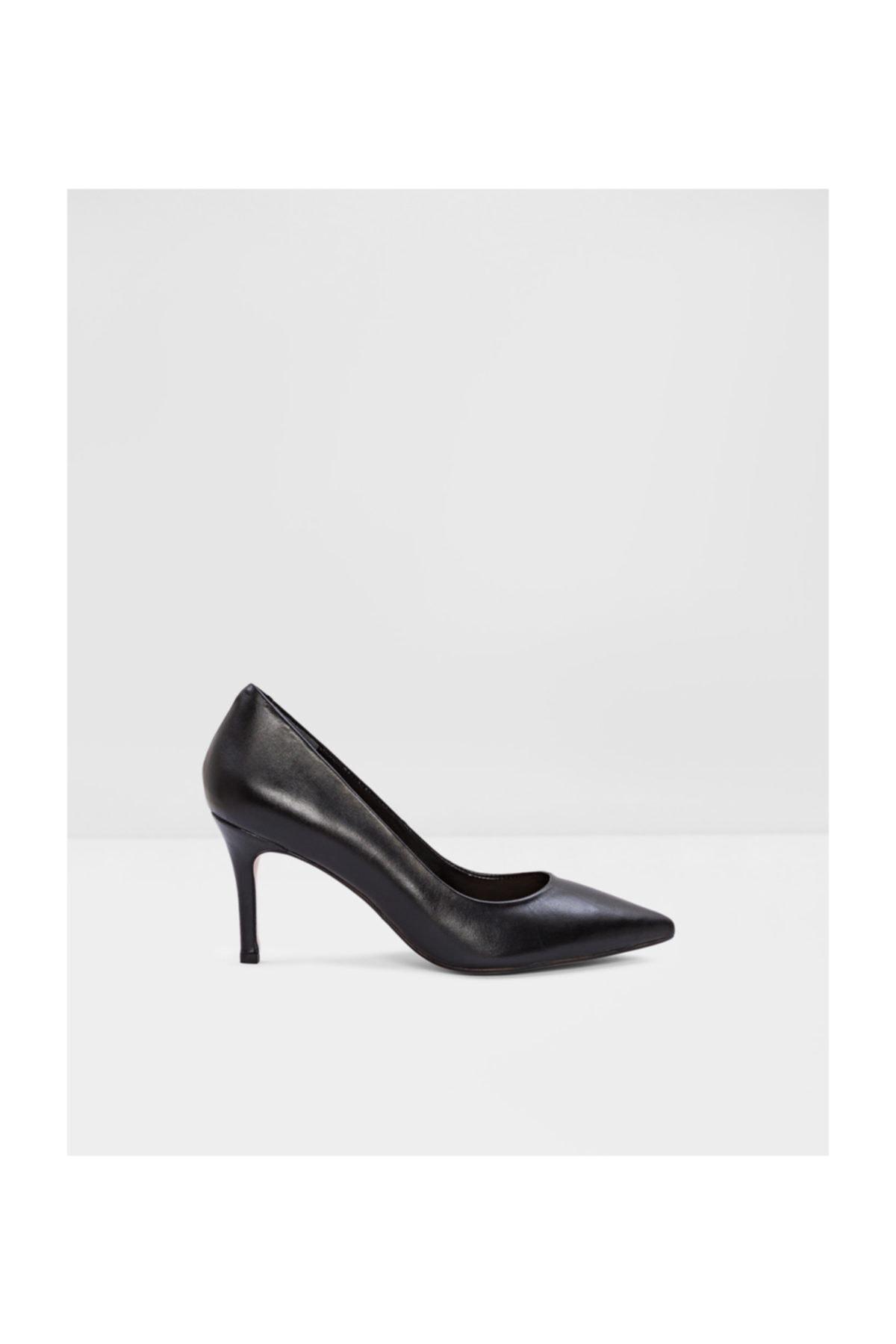 Aldo Kadın Siyah Topuklu Ayakkabı 2