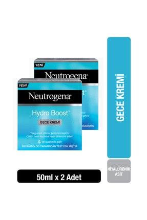 Neutrogena Hydro Boost gece Kremi 50 ml x 2