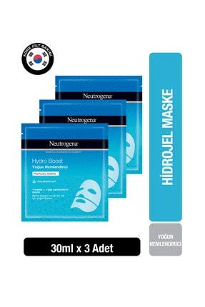 Neutrogena Hydro Boost Yoğun Nemlendirici Hidrojel Maske x3