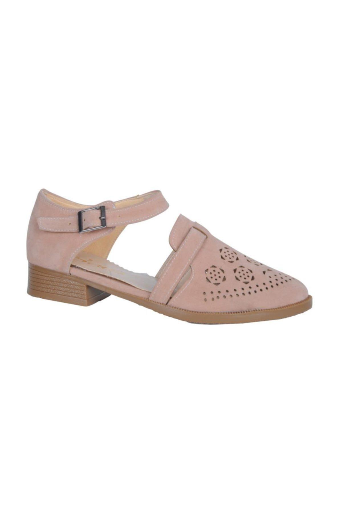Seribo Jatina Ac-Kifidis Kadın Sandalet 35-42 1
