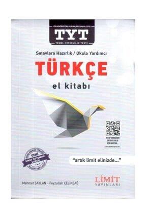Limit Yayınları Limit Tyt Türkçe El Kitabı